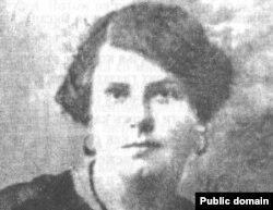 Марія Садовська (мати Гореслава)