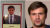The photo of Anatoly Chepiga (left) shows a man resembling the man identified as Ruslan Boshirov (right) on the RT interview.