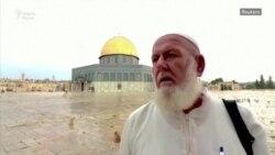Делан совгIат ду хIара! – Ал-Акъса маьждигна гергахь цицигашна а, олхаршна а кхача бала израилхо лела ду 20 шо сов