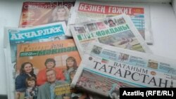 Татарча газет-журналлар