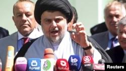 مقتدی صدر، روحانی شیعه عراق از طرفدارانش خواسته بار دیگر در بغداد تظاهرات کنند