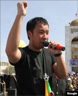 Алишер Мамсалиев. 2005-жылы тартылган сүрөт.