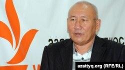 Türkmenistandaky gazak jemgyýetiniň lideri Bisenkul Begdesenow. 24-nji oktýabr, 2012 ý.