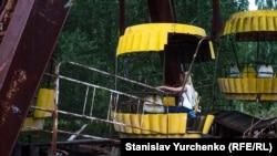 Парк атракціонів – найбільше приваблює туристів у місті Прип'ять
