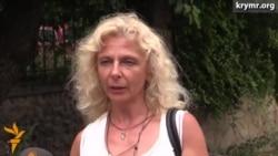 На крымского режиссера Галину Джикаеву «наезжает» ФСБ