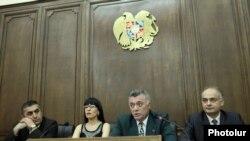 Представители неправящей «четверки» в ходе совместной пресс-конференции (архив)