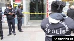 Türk polisiýasy.