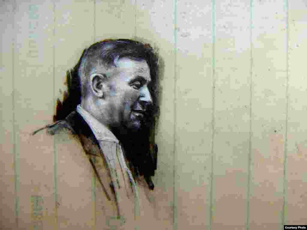 მაია სუმბაძე, უსათაურო - პრაღის ბიენალეზე წარმოდგენილი ქართველი მხარტვრების ნამუშევრები