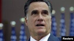 Кандидат у президенти США від Республіканської партії Мітт Ромні