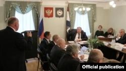 Заседание антитеррористической комиссии 23 декабря