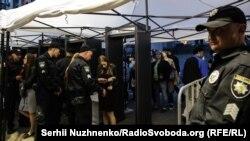 Фан-зона «Євробачення» – Eurovision Village у Києві, 5 травня 2017 року