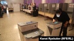 Выборы в Кыргызстане. Иллюстративное фото.