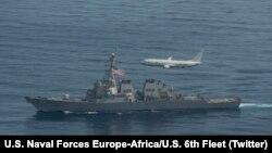 Кораблі ВМС США «Портер» і «Дональд Кук» разом із авіацією НАТО та літаками ВМС США провели багатогалузеву морську операцію у Чорному морі. 28 січня 2021 року