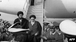 ورود آیتالله خمینی به ایران- ۱۲ بهمن ۱۳۵۷: فصلی نو در تاریخ ایرانزمین