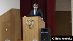 Врио главы Кабардино-Балкарии Казбек Коков
