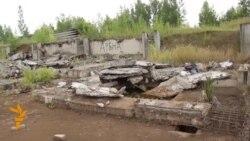 Кама Аланында элекке АЭС төзелеше хәрабәләре