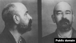 Князь Дмитрий Петрович Святополк-Мирский после ареста в 1937 году