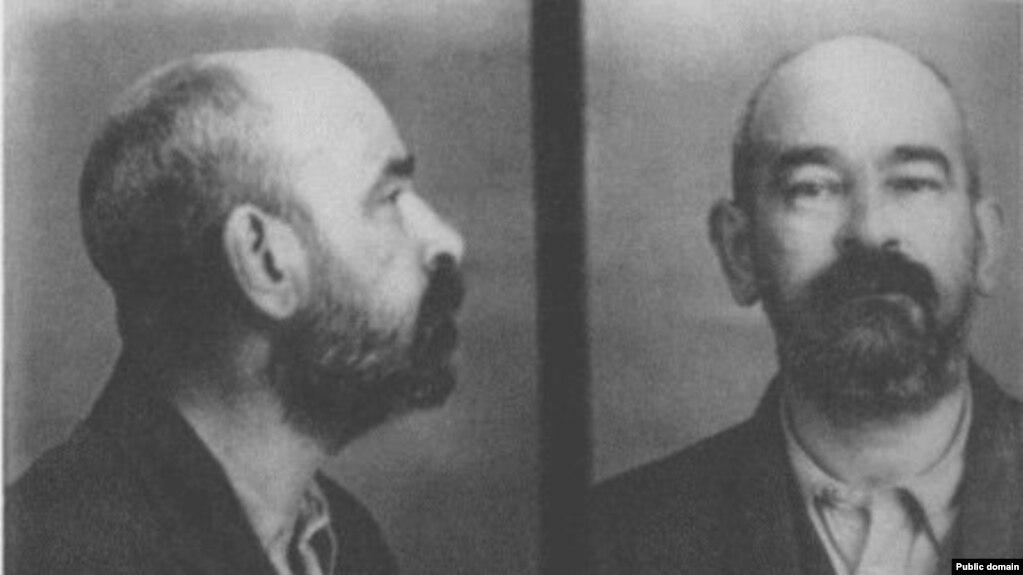 Дмитрий Петрович Святополк-Мирский после ареста в 1937 году