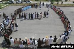 آرشیف، حمایت مردم خوست از نیروهای امنیتی افغان