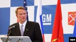 Начиная летом 2006 года строительство завода в Петербурге, руководство General Motors вряд ли предполагало, что к моменту его запуска компания окажется на грани банкротства