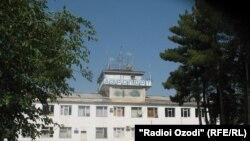 Здание международного аэропорта Бохтара