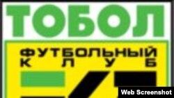 """""""Тобыл"""" футбол клубының эмблемасы. Қостанай, 2 маусым, 2009 жыл."""