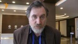 Председатель сочинского отделения Русского географического общества Феликс Иваненко