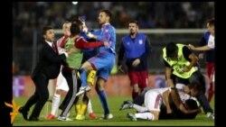 Инцидент на мечот меѓу Србија и Албанија