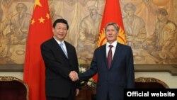 Кытай лидери Кыргызстанга 10-сентябрда келди, 11-сентябрь, 2013-жыл