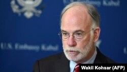 راس ویلسن، سرپرست و شارژدافیر سفارت امریکا