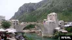Mostar, Foto: Budo Vukobrat