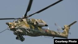 Вертолет Ми-28Н. Иллюстративное фото.