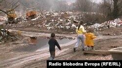 Архивска фотографија: Депонија во Кичево.