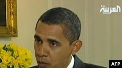 Ал-Арабия телеканали орқали дунё мусулмонларига мурожаат қилган Барак Обама АҚШ мусулмонларнинг душмани эмаслигини таъкидлади.