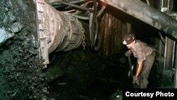На шахте в Польше