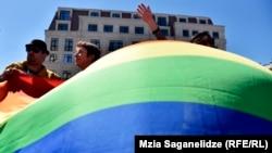 ჰომოფობიასთან ბრძოლის საერთაშორისო დღე თბილისში