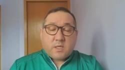 Канададаги ўзбекистонлик тиббиёт ходими Обиджон Мамадалиев