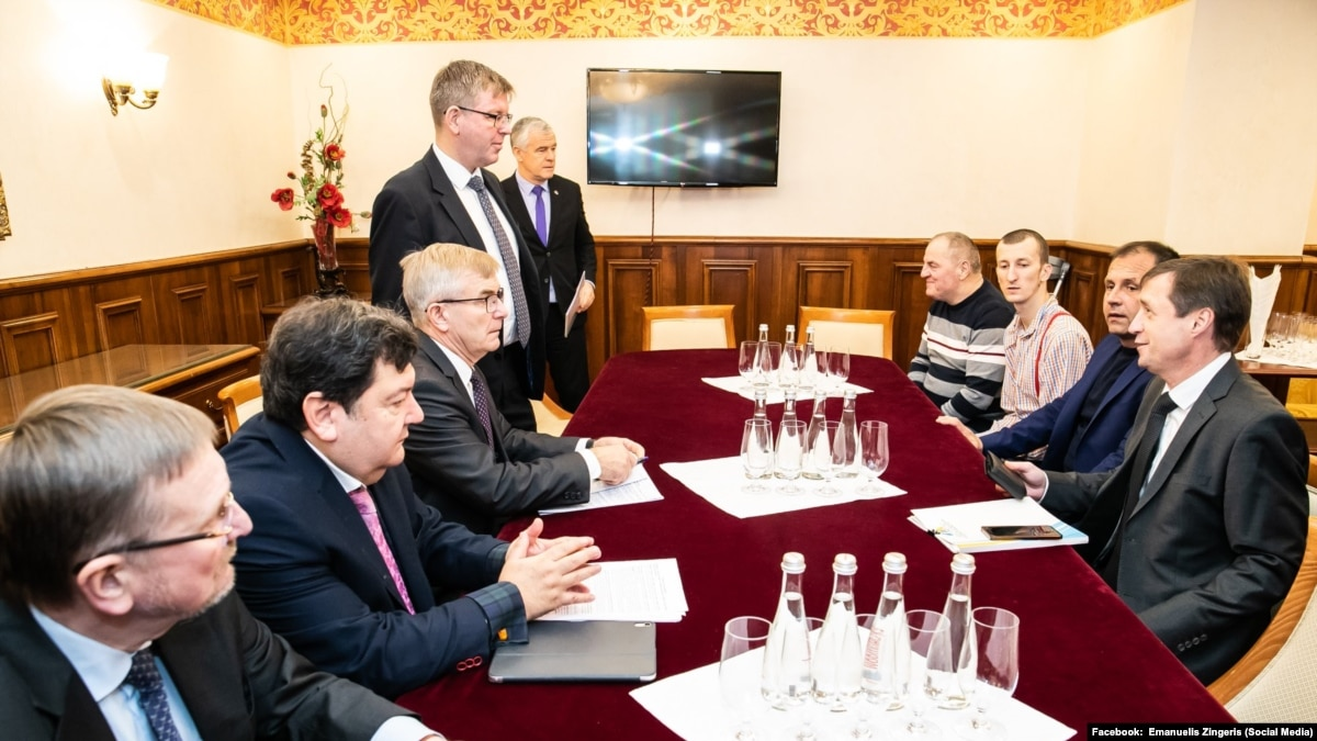 Европа не знает всех деталей о преследовании граждан Украины в Крыму – спикер Сейма Литвы