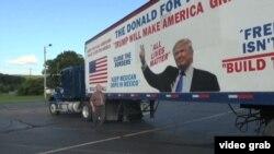 Бізнесмени у Пенсильванії голосуватимуть за Дональда Трампа