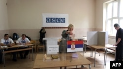 Zgjedhjet serbe në Kosovë