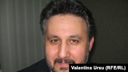 Marius Lazurca, ambasadorul României la Chișinău
