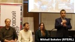 "Презентация книги ""Россия и Украина. Дни затмения"""