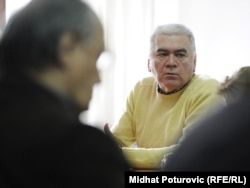 Adil Kulenović na sastanku NVO, 17. januar 2012.