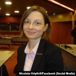 Nicoleta Hriplivîi