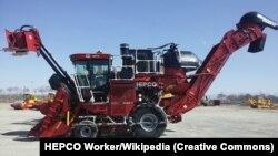 شرکت هپکو در سال ۱۳۵۱ در اراک برای ساخت ماشینهای سنگین تاسیس شد