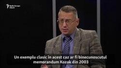 Artiom Filipenko: conflictele din Moldova și Ucraina, asemănări și deosebiri