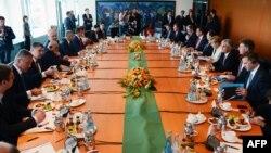 Berlinska konferencija sazvana na inicijativu Angele Merkel