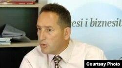 Мендерес Кучи, претседател на Стопанската комора на северозападна Македонија.