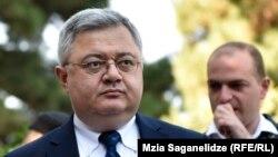 Давид Усупашвили уверен в своей будущей победе, по крайней мере на парламентских выборах