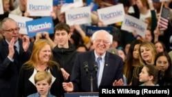 Kandidati demokrat për president të SHBA-së, Bernie Sanders